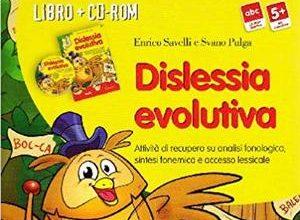 Dislessia Evolutiva – licenza n. 1