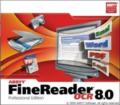OCR Fine reader 8.0 – licenza n. 2