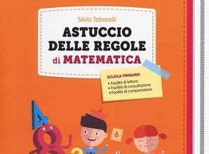 Astuccio delle regole di matematica