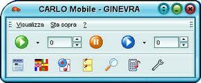 Carlo mobile – installazione n. 1