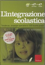 L'integrazione scolastica – Tendenze, strategie educative 100 buone prassi – CTSLI_DVD01D