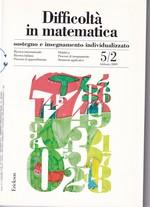 Difficoltà in matematica – sostegno e insegnamento individualizzato 5/2 febbraio 2009 – CTSLI_LIB016D