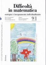 Difficoltà in matematica – sostegno e insegnamento individualizzato 9/1 ottobre 2012 – CTSLI_LIB022D