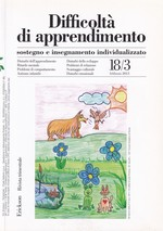 Difficoltà di apprendimento – sostegno e insegnamento individualizzato 18/3 febbraio 2013 – CTSLI_LIB027D
