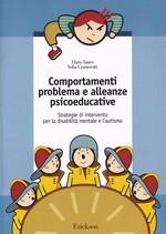 Comportamenti problema e alleanze psicoeducative – Strategie di intervento per la disabilità mentale e l'autismo – CTSLI_LIB031D