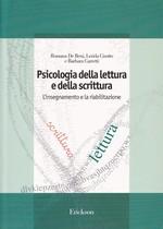 Psicologia della lettura e della scrittura – L'insegnamento e la riabilitazione – CTSLI_LIB033D