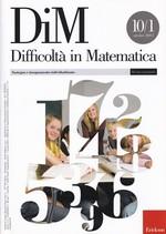 Difficoltà in Matematica – Sostegno e insegnamento individualizzato 10/1 ottobre 2013 – CTSLI_LIB042D